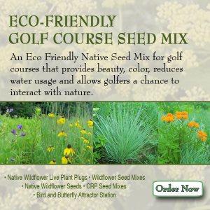 Eco-Grass for Golf Courses